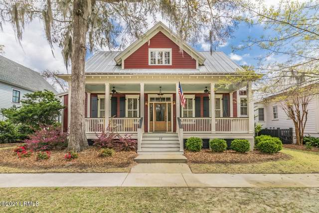 28 Park Way, Beaufort, SC 29907 (MLS #170559) :: Coastal Realty Group