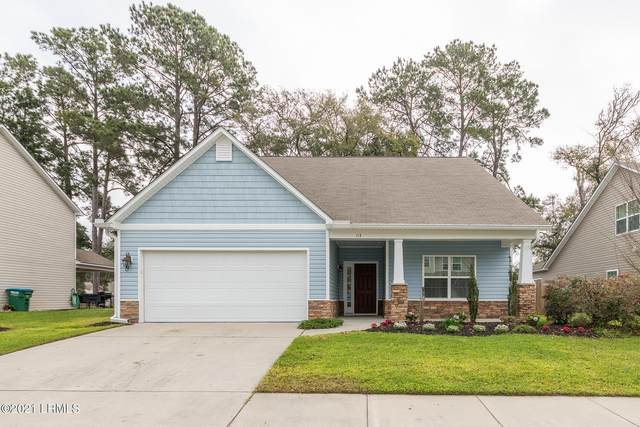 113 Patriot Court, Beaufort, SC 29906 (MLS #170567) :: RE/MAX Island Realty