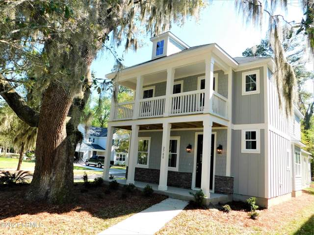 2700 Satilla Boulevard, Beaufort, SC 29902 (MLS #170569) :: Coastal Realty Group
