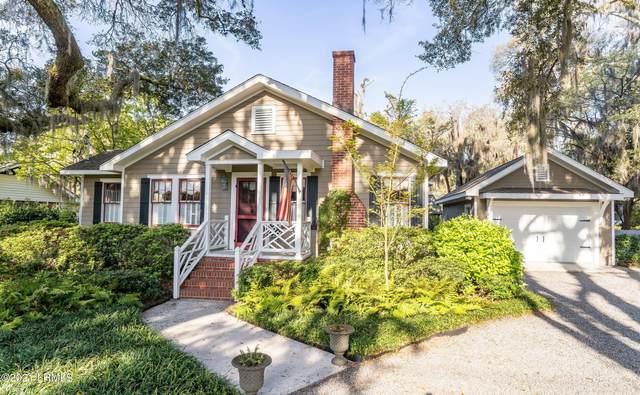 744 Ribaut Road, Beaufort, SC 29902 (MLS #170570) :: Shae Chambers Helms | Keller Williams Realty