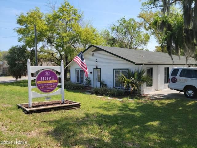 1816 Boundary Street, Beaufort, SC 29902 (MLS #170571) :: Coastal Realty Group