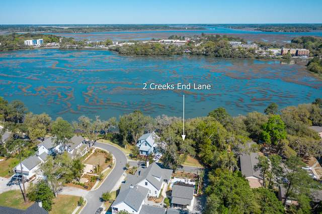 2 Creeks End Lane, Beaufort, SC 29902 (MLS #170581) :: Coastal Realty Group