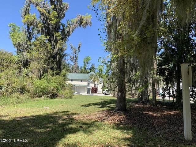95 Ponvert Drive, Beaufort, SC 29902 (MLS #170597) :: Shae Chambers Helms   Keller Williams Realty
