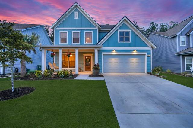 109 Rudder Run, Bluffton, SC 29910 (MLS #170602) :: Coastal Realty Group