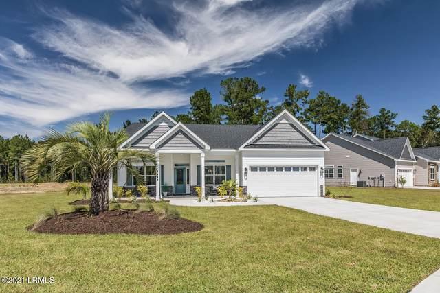 84 Newton Terrace, Ridgeland, SC 29936 (MLS #170610) :: Coastal Realty Group