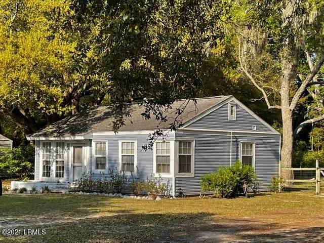 1722 Drayton Drive, Port Royal, SC 29935 (MLS #170656) :: Shae Chambers Helms | Keller Williams Realty