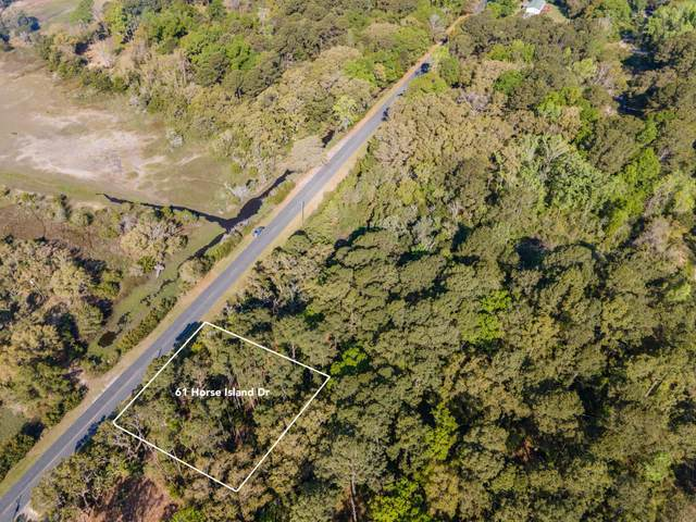 61 Horse Island Road, St. Helena Island, SC 29920 (MLS #170661) :: Shae Chambers Helms   Keller Williams Realty