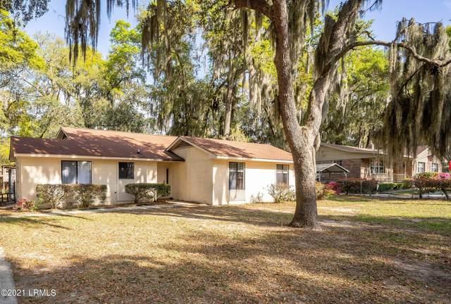 2517 Azalea Drive, Beaufort, SC 29902 (MLS #170677) :: Shae Chambers Helms | Keller Williams Realty