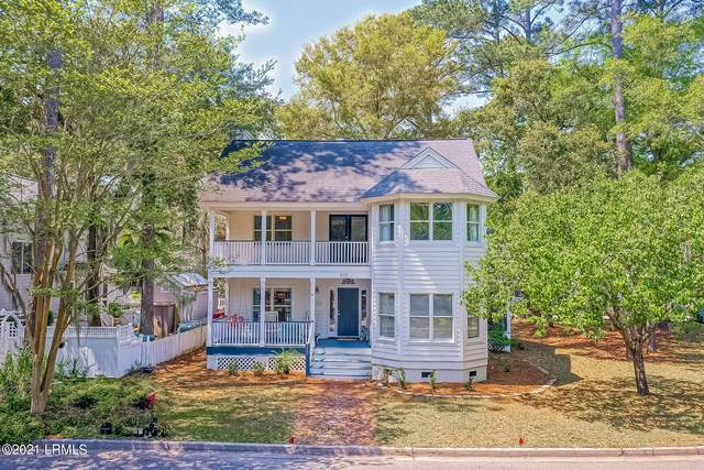 110 Bartram Drive, Beaufort, SC 29902 (MLS #170681) :: Coastal Realty Group