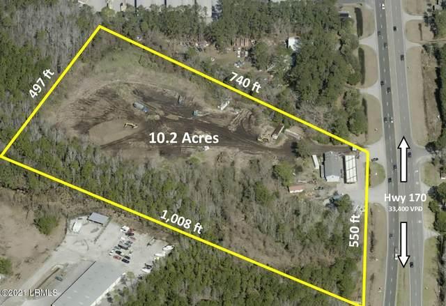 2439 N Okatie Highway, Ridgeland, SC 29936 (MLS #170727) :: Coastal Realty Group