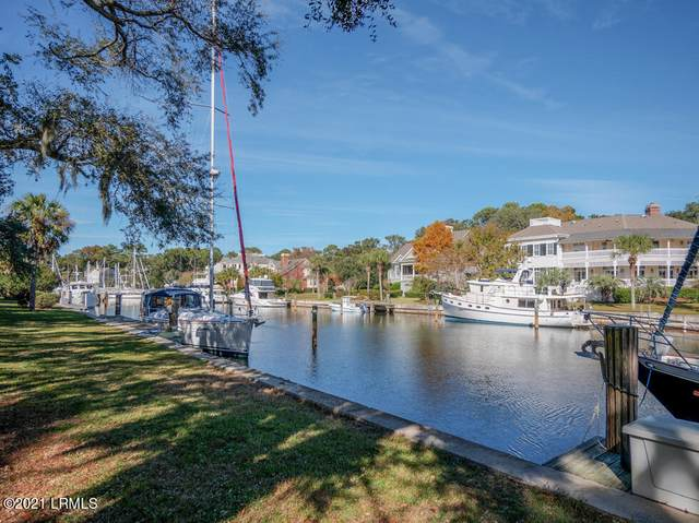90 Harbour Passage, Hilton Head Island, SC 29926 (MLS #170738) :: Shae Chambers Helms | Keller Williams Realty