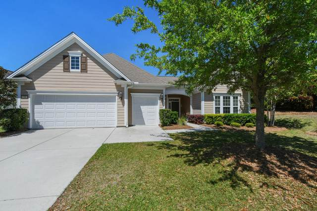 54 Rivergrass Lane, Bluffton, SC 29909 (MLS #170755) :: RE/MAX Island Realty