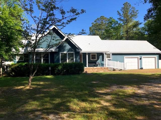 5281 Tillman Road, Ridgeland, SC 29936 (MLS #170766) :: Coastal Realty Group