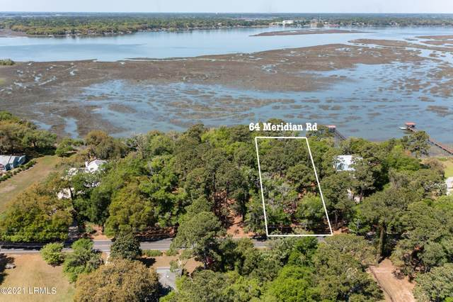 64 Meridian Road, Beaufort, SC 29907 (MLS #170773) :: Coastal Realty Group