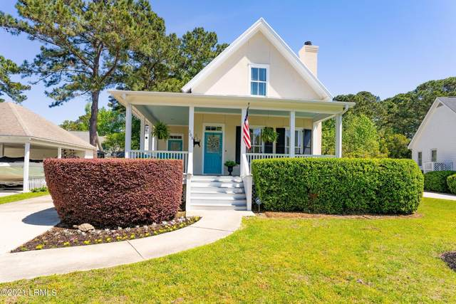 103 Palmer Lane, Beaufort, SC 29902 (MLS #170781) :: Coastal Realty Group