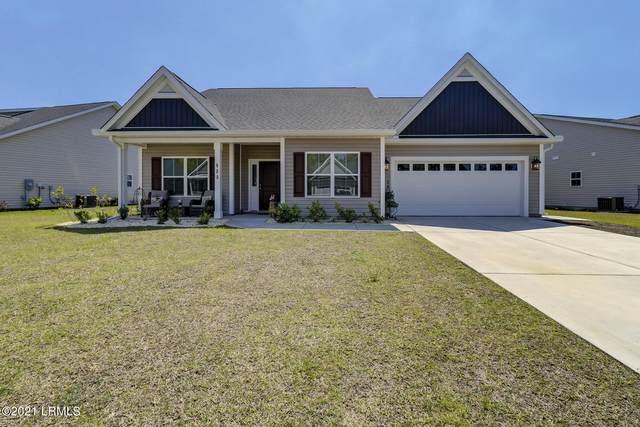 523 Fort Sullivan Drive, Ridgeland, SC 29936 (MLS #170785) :: Coastal Realty Group