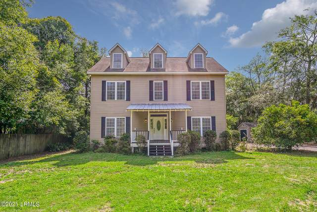 1606 Columbia Avenue, Port Royal, SC 29935 (MLS #170789) :: Shae Chambers Helms | Keller Williams Realty