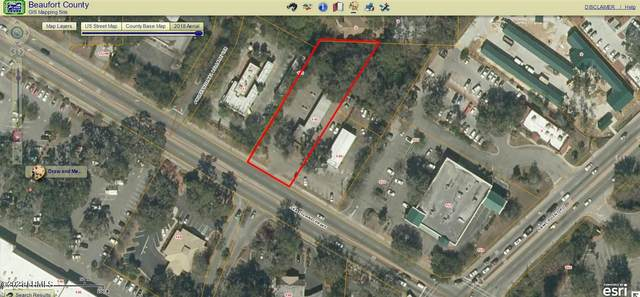 145 Sea Island Parkway, Beaufort, SC 29907 (MLS #170807) :: RE/MAX Island Realty