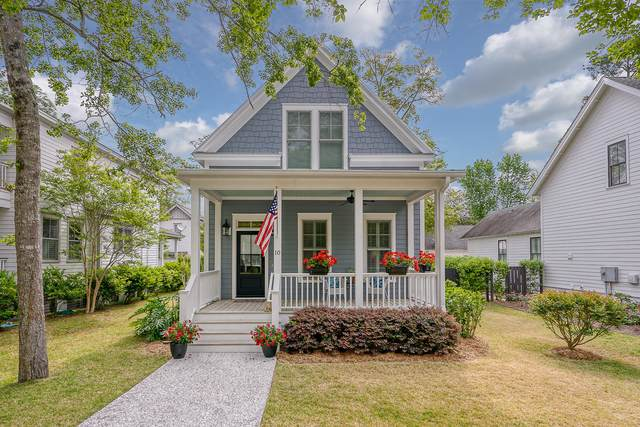 10 Hayek Street, Beaufort, SC 29907 (MLS #170808) :: RE/MAX Island Realty