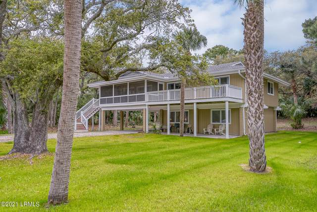 738 Marlin Drive, Fripp Island, SC 29920 (MLS #170813) :: Coastal Realty Group