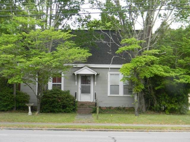 205 Elm Street W, Hampton, SC 29924 (MLS #170839) :: Coastal Realty Group