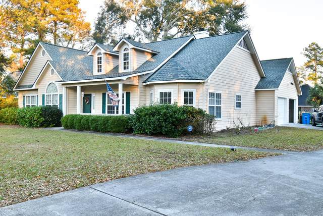 1012 Pine Martin Road, Beaufort, SC 29902 (MLS #170845) :: RE/MAX Island Realty