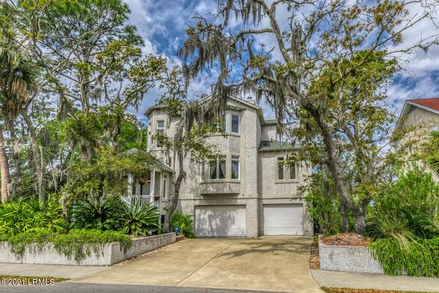 844 Bonito Drive, Fripp Island, SC 29920 (MLS #170848) :: Coastal Realty Group