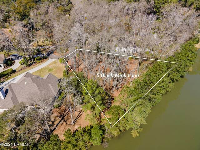 5 Black Mink Lane, Hilton Head Island, SC 29926 (MLS #170849) :: Coastal Realty Group