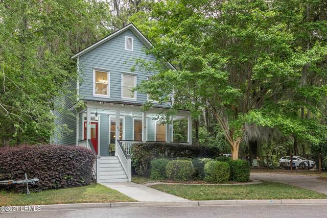 89 Bostick Circle, Beaufort, SC 29902 (MLS #170850) :: Coastal Realty Group