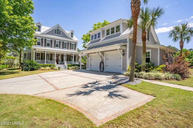5 The Horseshoe, Beaufort, SC 29907 (MLS #170853) :: Coastal Realty Group