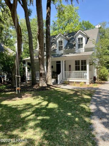 107 Bartram Drive, Beaufort, SC 29902 (MLS #170861) :: Coastal Realty Group