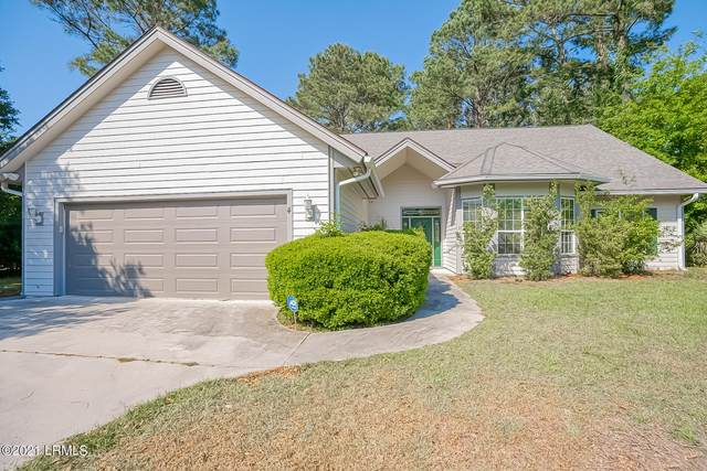 4 Ferebee Court, Bluffton, SC 29910 (MLS #170864) :: Coastal Realty Group