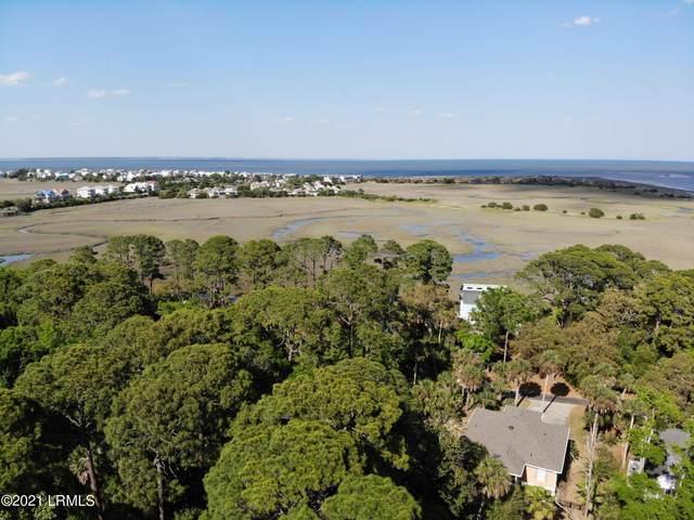 8 Ocean Marsh Court, Harbor Island, SC 29920 (MLS #170887) :: Shae Chambers Helms | Keller Williams Realty