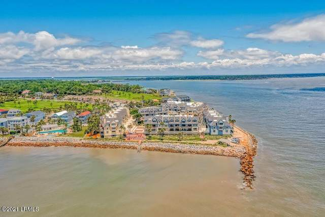 604 Newhaven Court, Fripp Island, SC 29920 (MLS #170889) :: Shae Chambers Helms | Keller Williams Realty