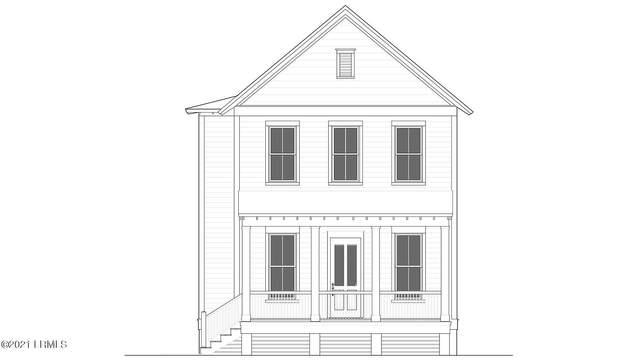 3 Abbey Row, Beaufort, SC 29906 (MLS #170904) :: Coastal Realty Group