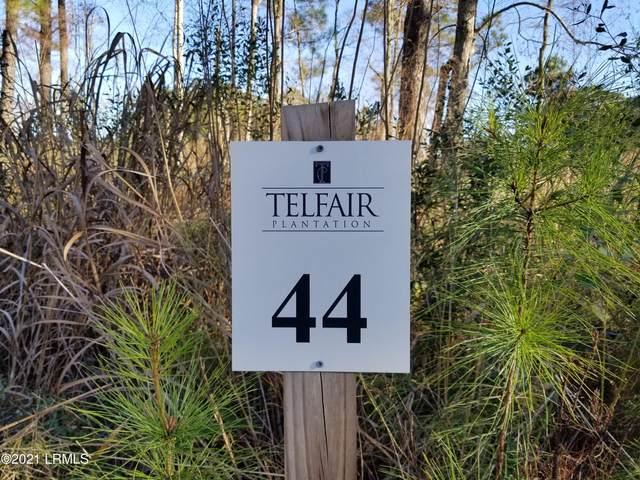 212 Estate Way, Hardeeville, SC 29927 (MLS #170939) :: Coastal Realty Group