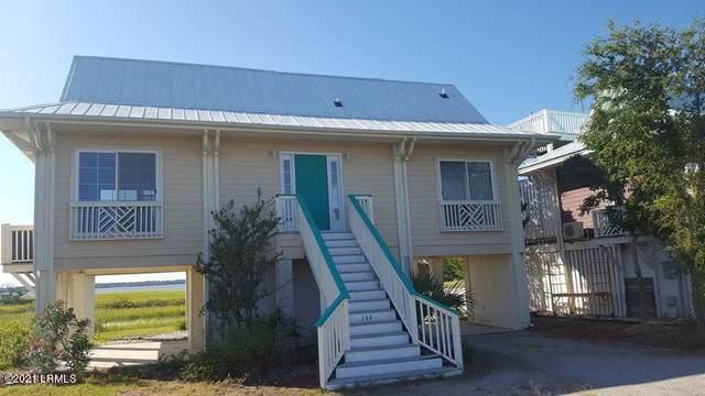 144 Harbour Key Drive, Harbor Island, SC 29920 (MLS #170945) :: RE/MAX Island Realty