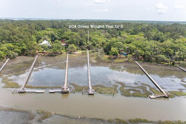 204 Green Winged Teal Drive S, Beaufort, SC 29907 (MLS #170981) :: RE/MAX Island Realty
