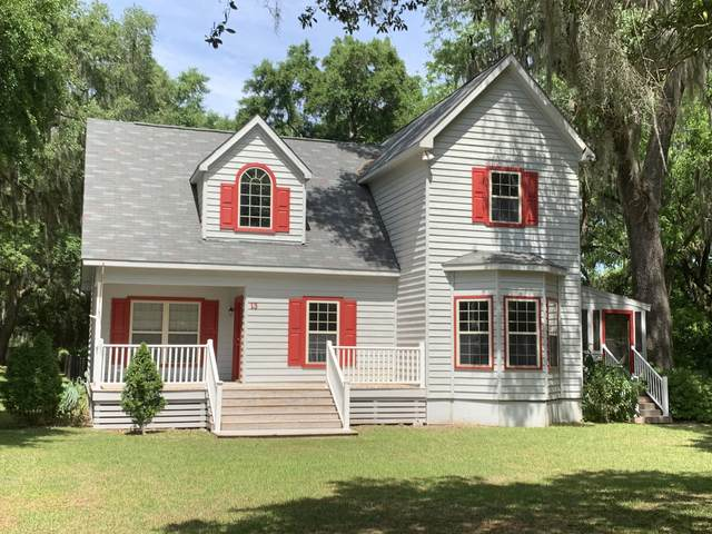 13 Stagecoach Road, Seabrook, SC 29940 (MLS #170982) :: Shae Chambers Helms | Keller Williams Realty