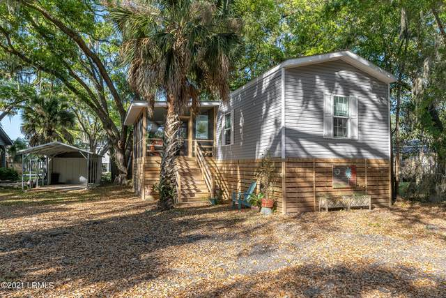22 Arrowhead Trail, St. Helena Island, SC 29920 (MLS #171010) :: RE/MAX Island Realty
