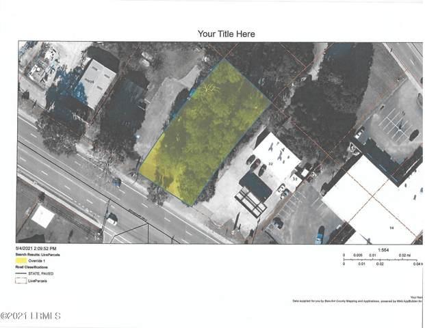 Tbd Savannah Highway, Beaufort, SC 29906 (MLS #171029) :: Shae Chambers Helms   Keller Williams Realty