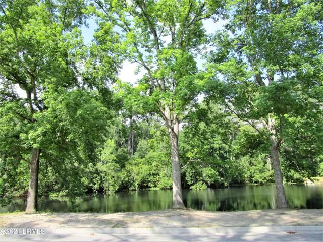 154 Celadon Drive, Beaufort, SC 29907 (MLS #171038) :: Shae Chambers Helms | Keller Williams Realty