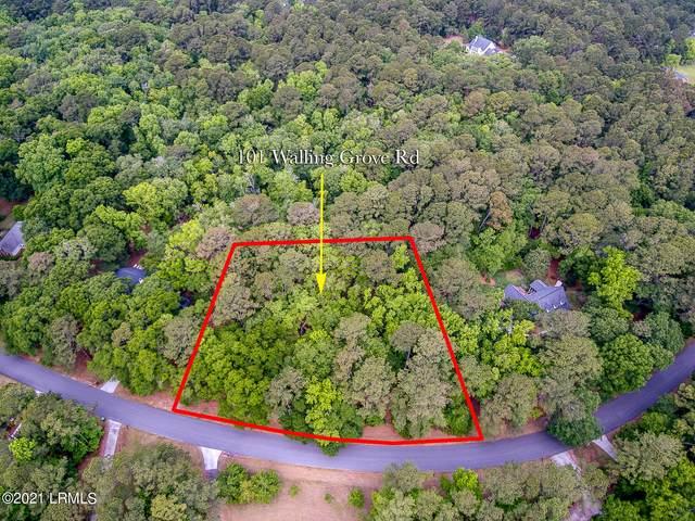 101 Walling Grove Road, Beaufort, SC 29907 (MLS #171046) :: Shae Chambers Helms | Keller Williams Realty