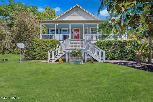 7 Bermuda Inlet Drive, St. Helena Island, SC 29920 (MLS #171055) :: RE/MAX Island Realty