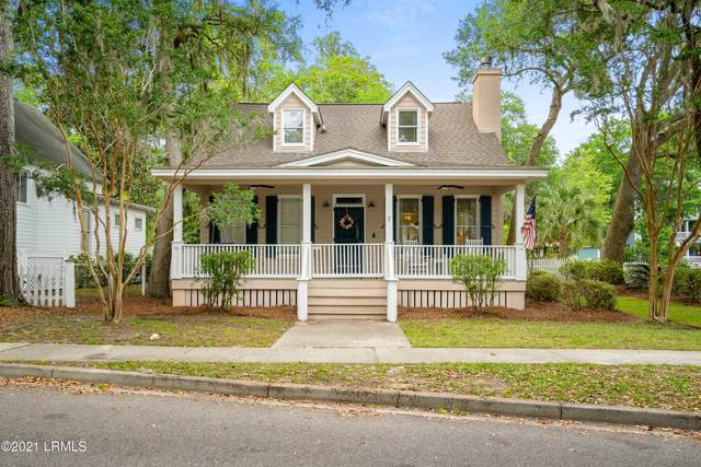 1 Holbrook Drive, Beaufort, SC 29902 (MLS #171084) :: RE/MAX Island Realty