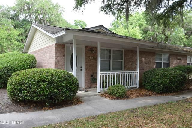 1 Taft Street #133, Beaufort, SC 29902 (MLS #171090) :: Shae Chambers Helms | Keller Williams Realty