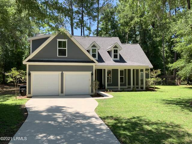 41 Osprey Road, Beaufort, SC 29907 (MLS #171101) :: RE/MAX Island Realty