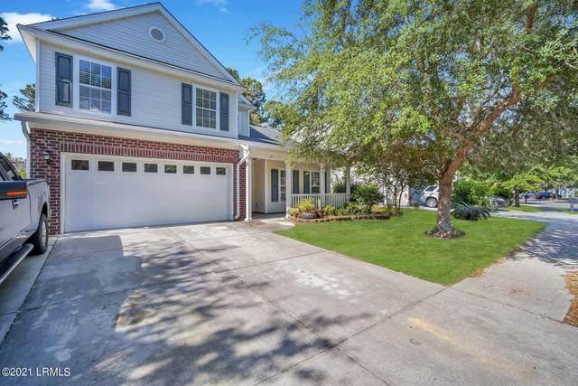 77 Pine Ridge Drive, Bluffton, SC 29910 (MLS #171102) :: Shae Chambers Helms | Keller Williams Realty