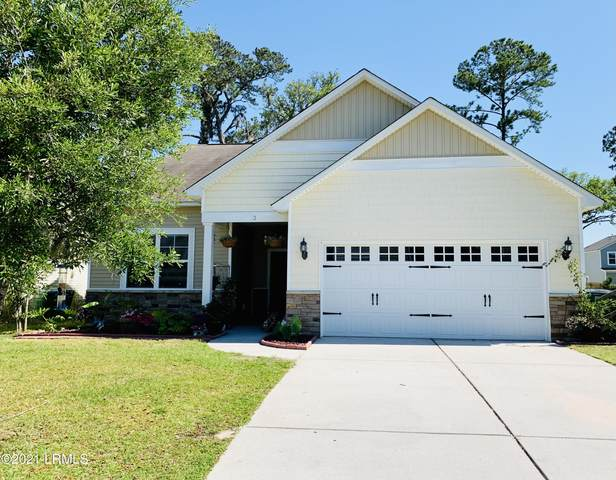 3 Whitewater Way, Beaufort, SC 29906 (MLS #171114) :: Coastal Realty Group