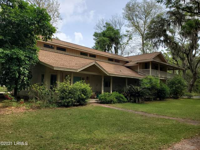 311 Tom Fripp Road, St. Helena Island, SC 29920 (MLS #171137) :: Shae Chambers Helms | Keller Williams Realty
